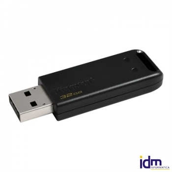 Kingston DataTraveler DT20 32GB USB 2.0 Negro