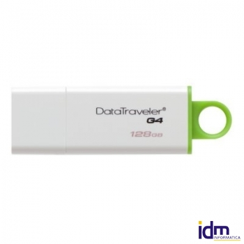Kingston DataTraveler DTIG4 128GB USB 3.0 Bco/verd
