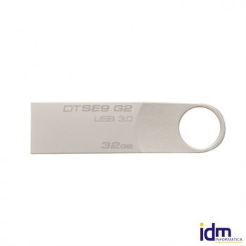 Kingston DataTraveler DTSE9G2/32GB USB 3.0 plata