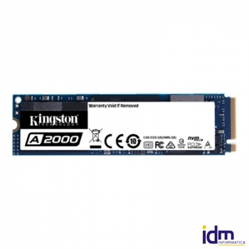Kingston SA2000M8/500G SSD A2000 500GB