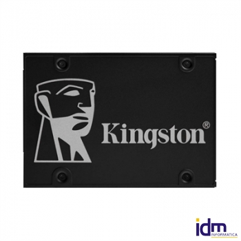Kingston SKC600/256G SSD NAND TLC 3D 2.5 pulgadas