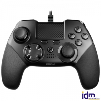 Krom Gamepad gaming Kaiser PC, PS3, PS4-USB