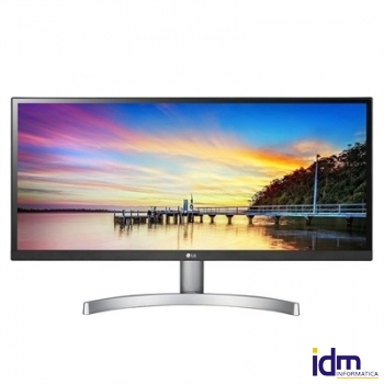 LG 34WK650-W  monitor LED 34 pulgadas  IPS 21:9 HDMI DP AA