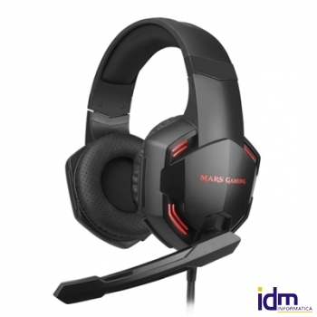 Mars Gaming Auricular MHX PRO 7.1 PC/PS4/SWITCH