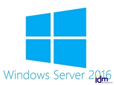 Microsoft  Windows Serve Std.2016 64Bit 16cOEM DVD