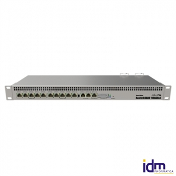Mikrotik RB1100AHx4 Dude Router 13GB 1.4GHz 1GB L6