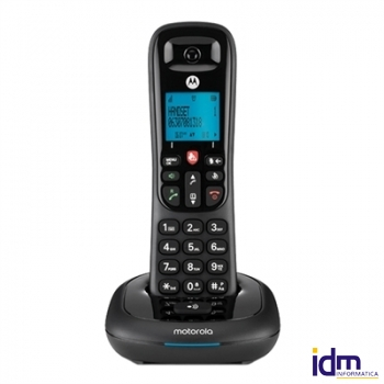 MOTOROLA CD4001 Telefono DECT Call Blocking