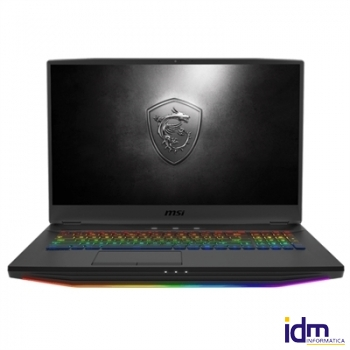 MSI GT76-264ES i7-9700K 64GB 2TB 2070 Super W10 17
