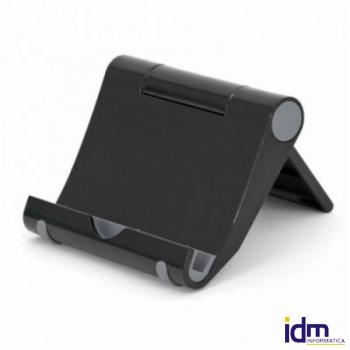 Omega soporte de mesa para tablet universal negro - Soporte tablet mesa ...