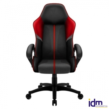 Thunderx3 Silla Gaming BC1BOSS fire grey red premi
