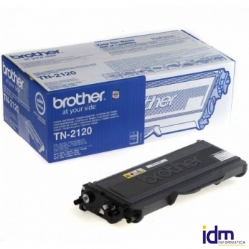 TONER BROTHER TN-2120 2500 P�GINAS NEGRO