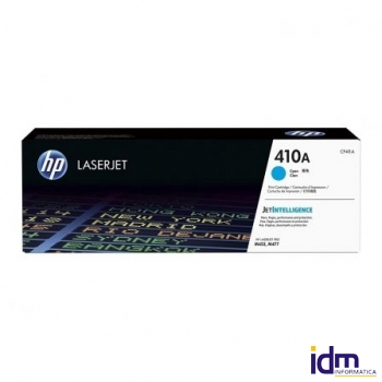 TONER CIAN HP CF411A JETINTELLIGENCE - N�410A - 2300 P�GINAS - COMPATIBLE CON LASERJET M452DN/NW / M