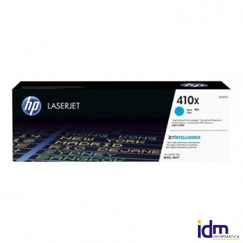TONER CIAN HP CF411X - N�410X - 5000 P�GINAS - COMPATIBLE CON LASERJET M452DN/NW / M477FDN/FDW/FNW