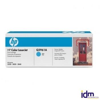 TONER HP CIAN 4K F / COLOR LASERJET 2550 SERIES