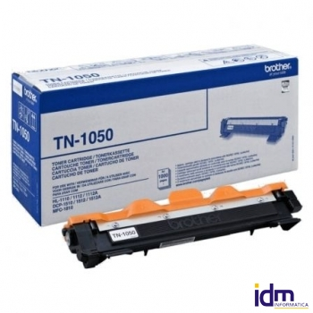 TONER NEGRO BROTHER TN-1050 - 1000 P�GINAS - COMPATIBLE SEGéN ESPECIFICACIONES