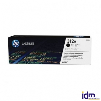 TONER NEGRO HP N�312A - 2400 P�GINAS - COMPATIBLE CON HP COLOR LASERJET PRO MFP M476DN / DW / NW