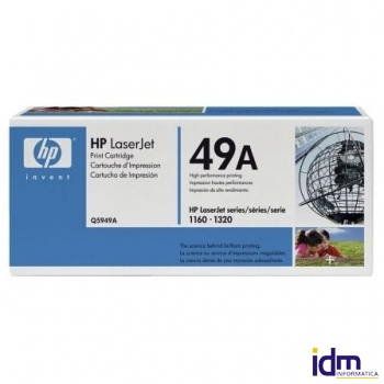 TONER ULTRAPRECISE NEGRO HP 1160/1320/3390 Y 3392