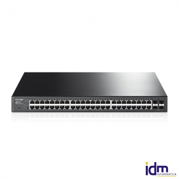 TP-LINK T1600G-52PS (TL-SG2452P) Switch 48xGB PoE+