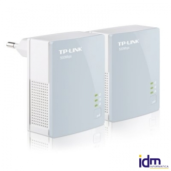 TP-LINK TL-PA411KIT Powerline 500Mbps Homeplug AV