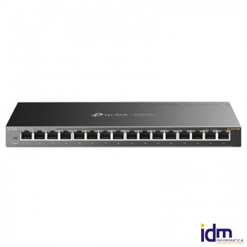 TP-LINK TL-SG116E Switch 16xGB Metal