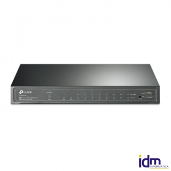 TP-LINK TL-SG2210P Switch 8xGB PoE 2xSFP