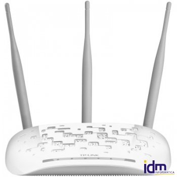 TP-LINK  TL-WA901ND P.Acceso N300 3T3R SMA PoE QSS