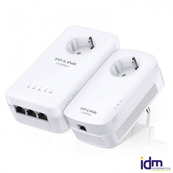 TP-LINK TL-WPA8630P KIT Powerline AV1200