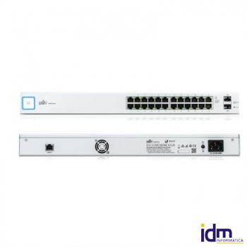 Ubiquiti UniFi Switch US-24 24xGB 2xSFP