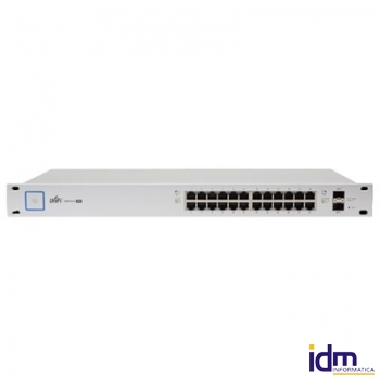 Ubiquiti UniFi Switch US-24-250W 24xGB 2xSFP