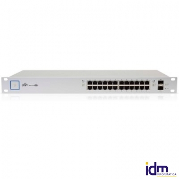 Ubiquiti UniFi Switch US-24-500W 24xGB 2xSFP