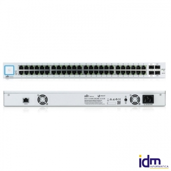 Ubiquiti UniFi Switch US-48 48xGB 2xSFP 2xSFP+