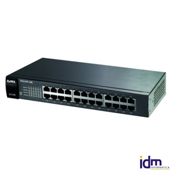 ZyXEL GS1100-24E Switch 24p Gigabit
